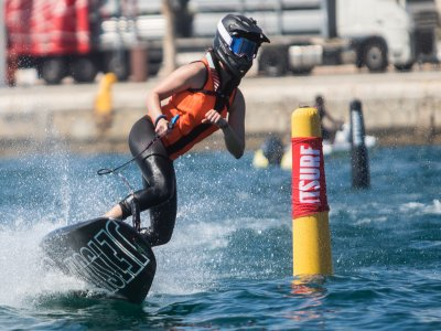 Jet Surf rental 1 hour Port of Alicante