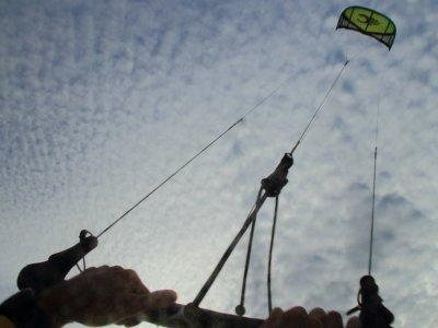 Private Kitesurfing class 1h in Marbella