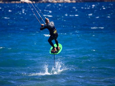 Kitesurfing course 3 days Costa del Sol