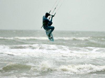 Kitesurfing course 5 days Marbella's coast