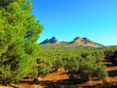 Hiking trail in Hoz de Marín 4h