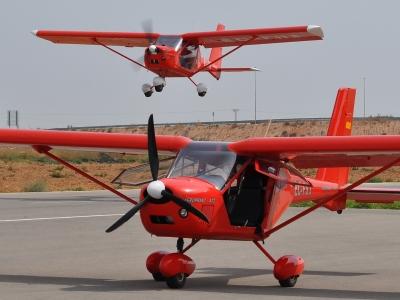 Initiation flight in San Javier 45 minutes
