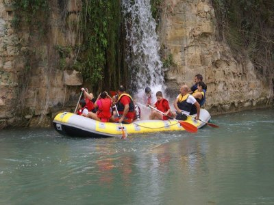 Multi-aquatic adventure Calasparra 3 hours