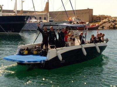Boat Trip in Tarragona's coast 2 hours