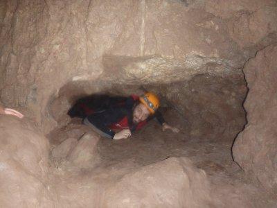 Special spelunking route Vallada