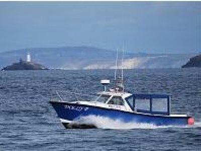 St. Ives Boats Fishing Boats
