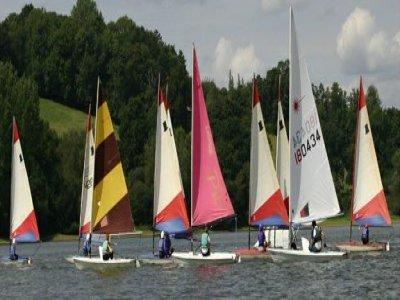 Ardingly Activity Centre Sailing