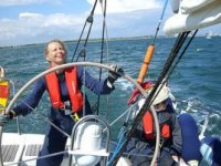 Women´s sailing courses