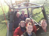 Come with all your loved ones to Pendle & Cumbria Balloons