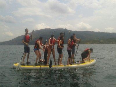 Aquatic bachelor party Sierra Norte 3h