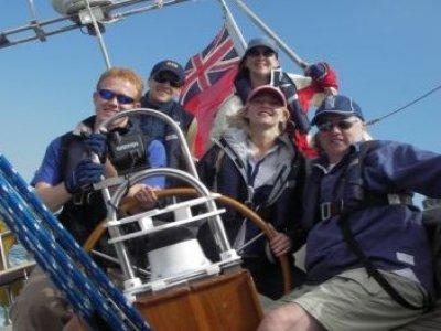 Kipper Sailing