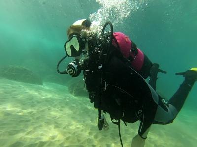 Open Water Diver Padi Course in Tarragona 3 days