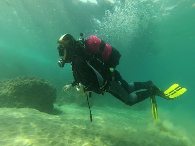 Diving baptism in Salou 3 hours