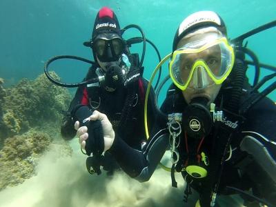 Two star diving course FEDAS Tarragona