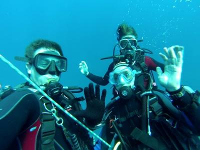 Diving Course 1-star FEDAS Tarragona