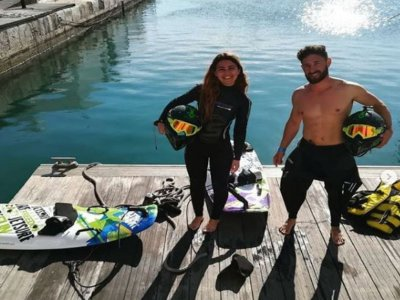 JetSurf rental for teenagers in Dénia 50 min
