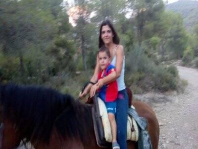 Paseos a Caballo Chaqués