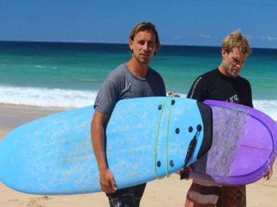 Surfing class in Corralejo 3-4 hours