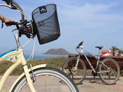 Bike rental in Corralejo 8 hours