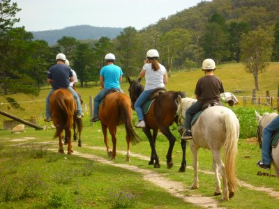 Horse riding tour from Palamós 2 hours