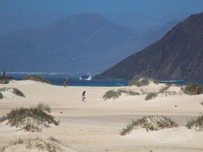 Trekking Corralejo by Dunes or Volcano 2 h 30 min