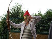 Archery in Balloch.