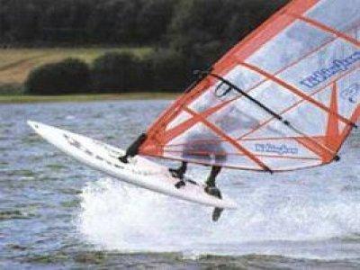 Ardingly Activity Centre Windsurfing