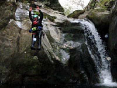 Abacus Mountaineering Canyoning