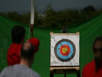 Archery is also available.