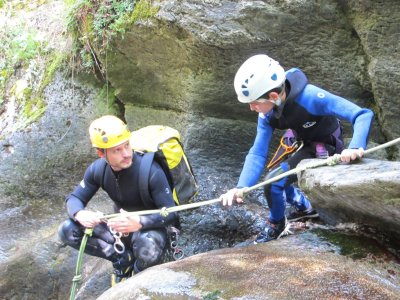 Rafting and Canyoning Family Pack Sort