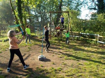 Multiadventure, paintball children b-day Viveda 3h