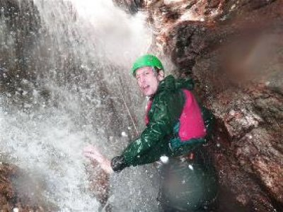 PB Mountaineering Canyoning