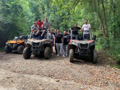 Double-seater buggy tour Villaviciosa 1 hour