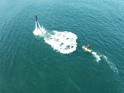 Flyboard ride in Gijón's coast for 20 min