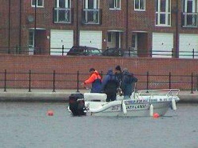 Sovereign Sportsboat Training
