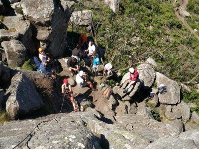 Climbing Galiñeiro low-medium level in Vigo, 2-3h