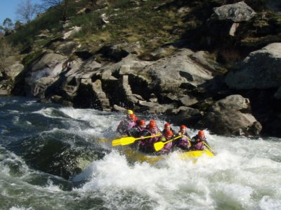 Xoldra Rafting