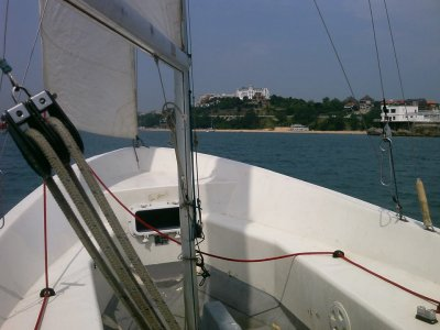 Sailing course 15 hours Santander