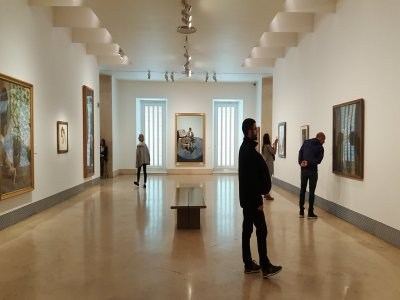 Guided tour Thyssen Museum 1 hour 30 minutes