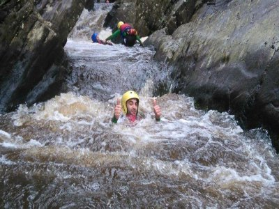 In Your Element Canyoning