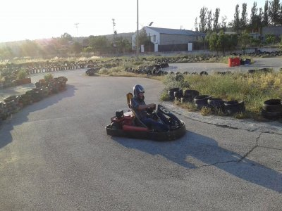 Karting Speedy Sport for Adults 1 Round, 8 min