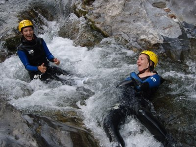 Canyoning in Ordesa for a full day