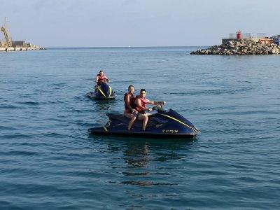 Jet ski tours through Cabo de Gata 2 hours