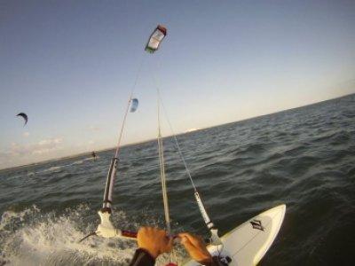 Nomadic Kitesurf UK Kitesurfing