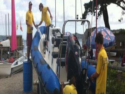 Loe Beach Watersport Centre & Boat Hire Powerboating