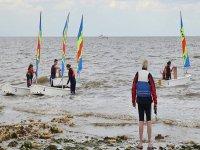 Sailing during Youth Fun Week
