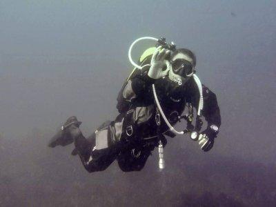 Night scuba diving course in Miengo