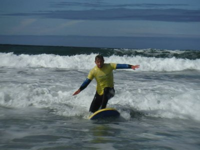 Half Day surfing in Hayle