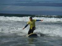 Half Day surfing in Hayle