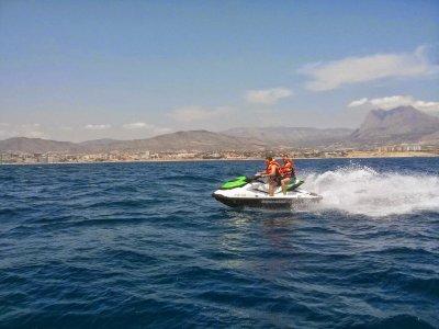 Jet ski rental Santa Ponsa 20 minutes